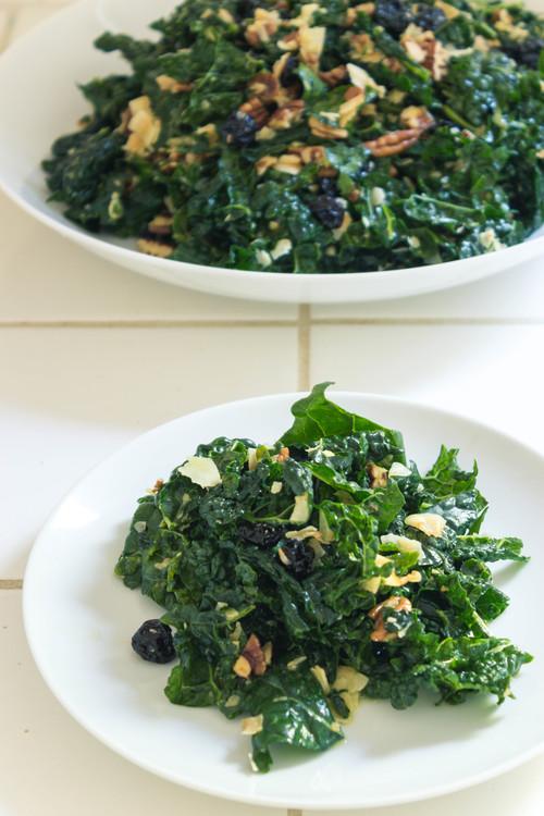 kale-salad-with-coconut-pecans-cherries