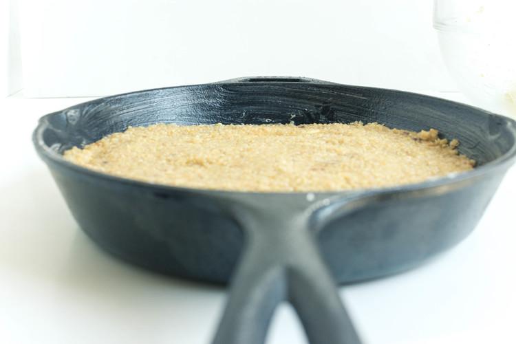 Banana-Walnut Quinoa Breakfast Skillet