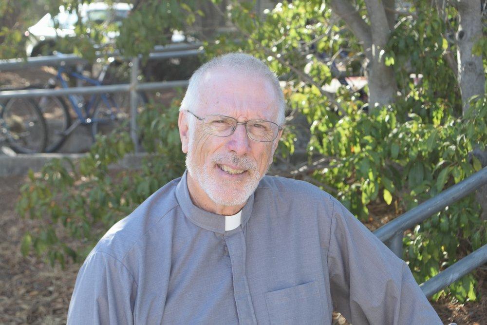 Fr. Gerry Robinson S.J Director frgerry@slonewman.org