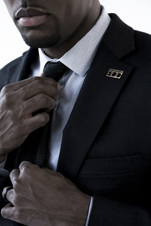 corporate-headshot-handsome-onwhite-clean-portrait-blackman-businessman-closeup-tie-detail-errol