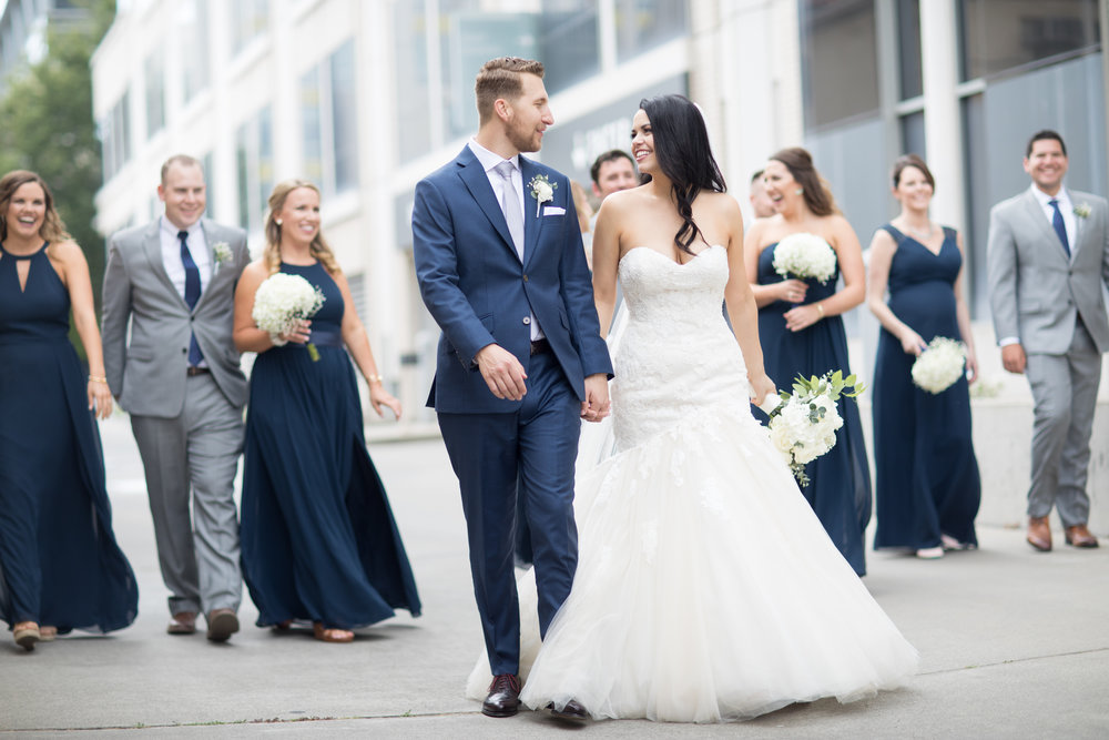 Bridal Party Photo - Best Wedding Photographer Sacramento, California