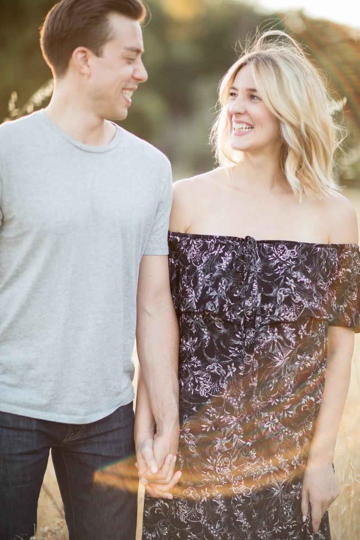 Couple in Love - Fine Art Editorial Photography, Sacramento, CA