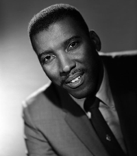 "Bob Teague in an NBC publicity photo from the 1960's.  One of New York's first black television journalists, Teague, whose colleagues nicknamed him "":The Black Arrow"" for his straightforwardness, died on March 28 at age 84."