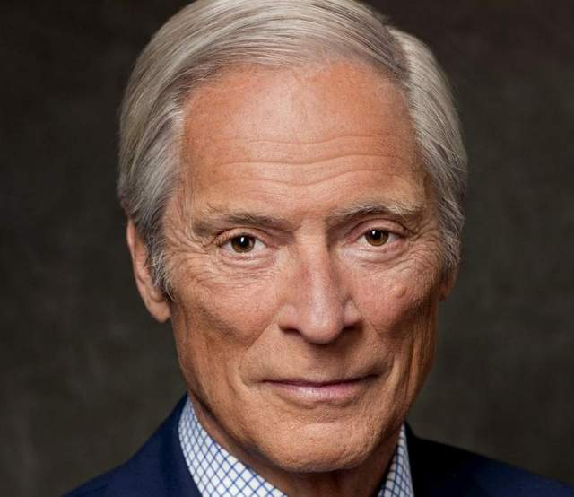 Bob Simon, veteran 60 Minutes correspondent, 1941-2015. Image by John Paul Filo/CBS News.