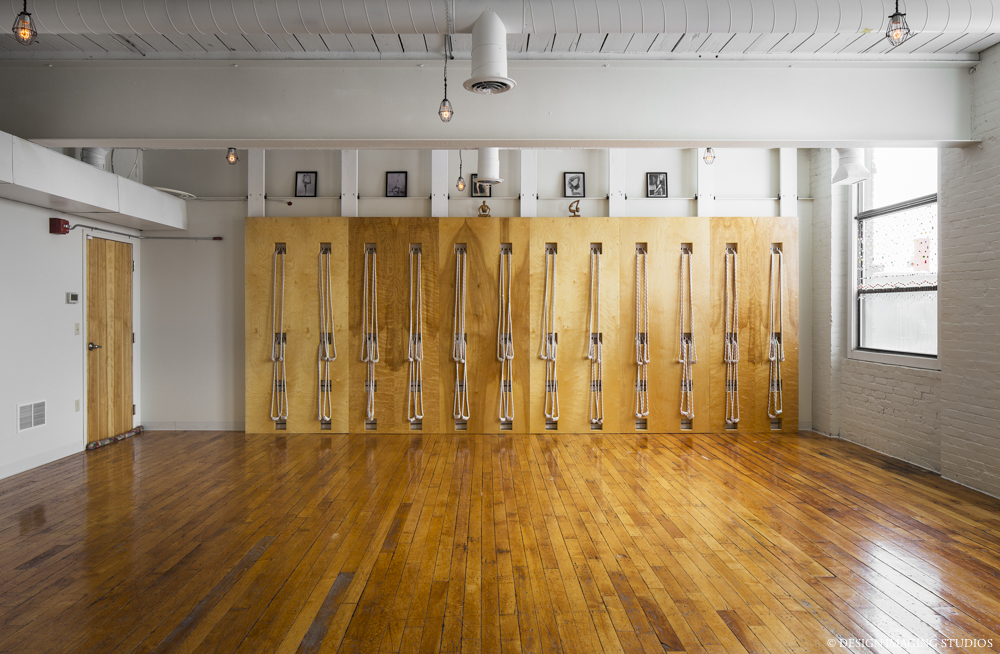 Read Providence Monthly's Article: Iyengar Yoga Source Offers the Basics Done Right