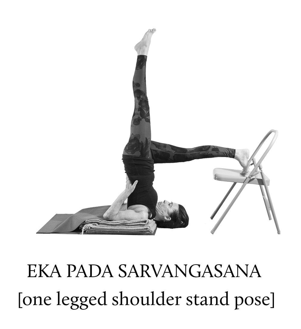 Beginner Iyengar Yoga Pose Guide