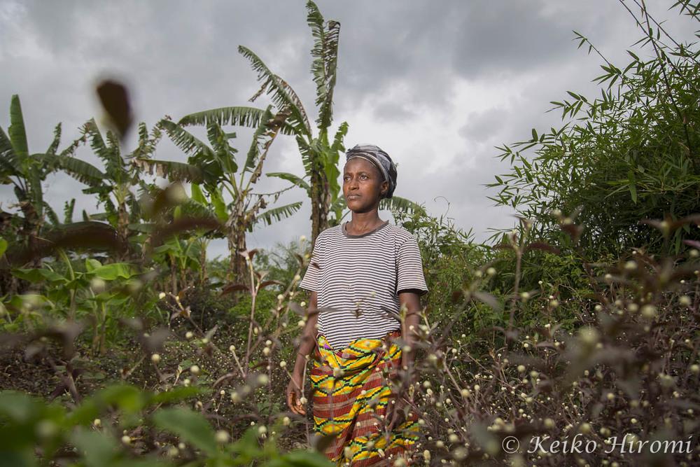 Ebola Survivor Sarah Dolo
