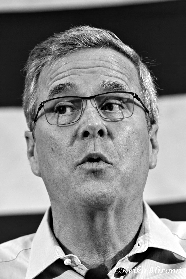 April 17, 2015,Nashua, NH, USA:  Presidential Hopeful Jeb Bush, potential Presidential Candidate speaking at the NHGOP's FITN (first in the nation) Republican Leadership Summit at Nashua Crown Plaza in Nashua, NH