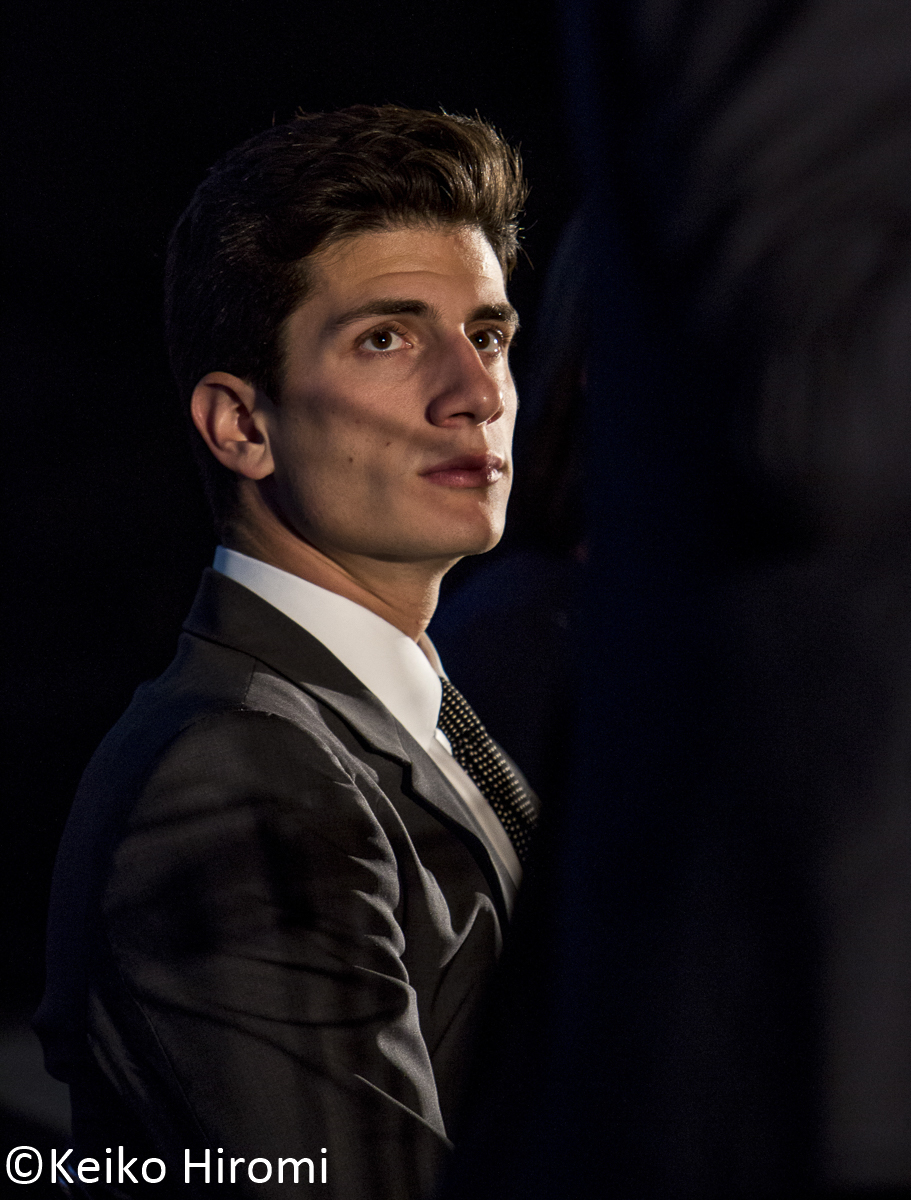 Jack Schlossberg, a grandson of President John F. Kennedy at 2016 John F. Kennedy New Frontier Awards at John F. Kennedy Library in Boston, Massachusetts.