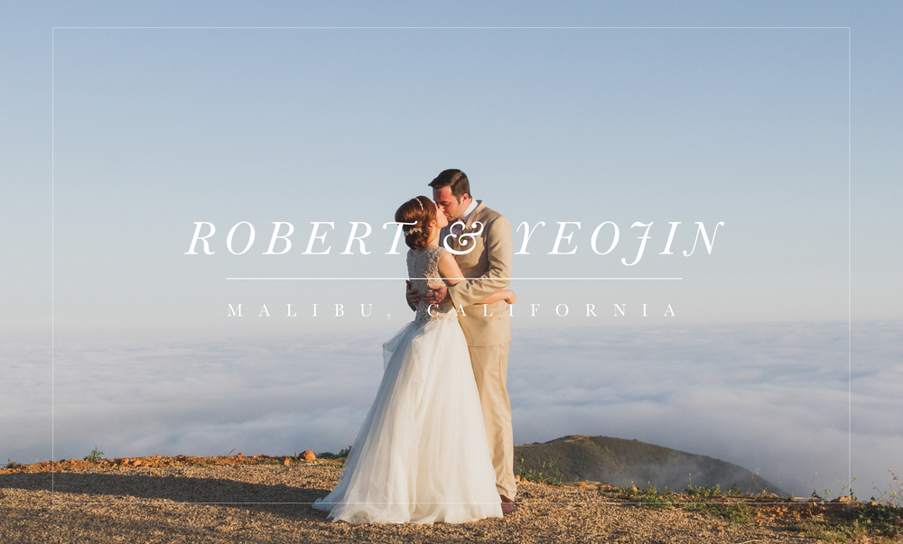 malibu wedding above the clouds