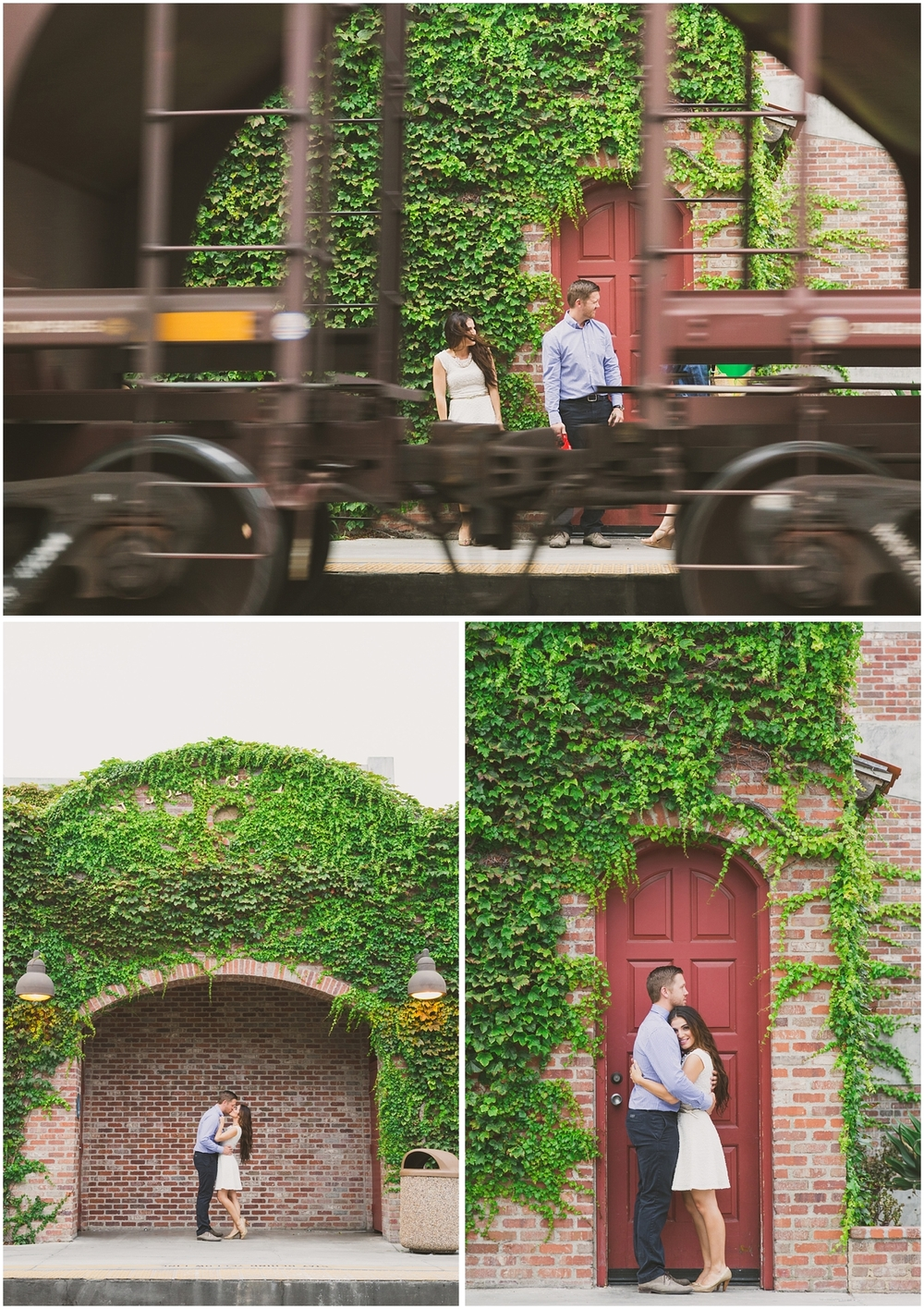 Old Town Los Rios California Engagement Session by www.blissfullyilluminated.com