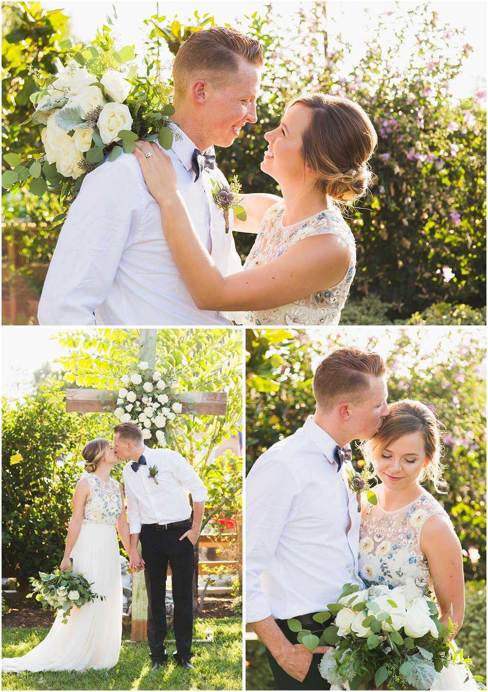 orange county wedding photographer__0024 romantic natural light couple portraits bride and groom kissing.jpg