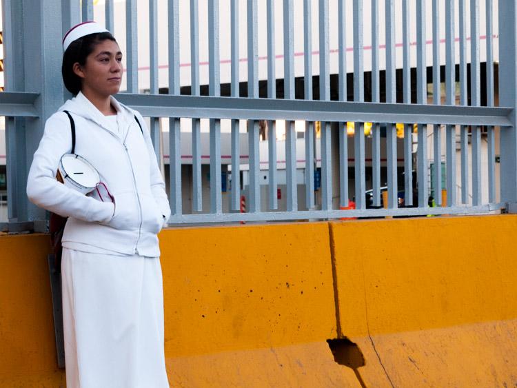 Border nurse
