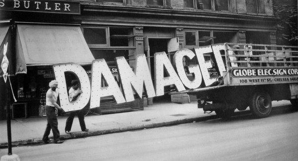 Damaged: Ruin and Decay in Walker Evans' Photographs - Centre for Contemporary Photography. Walker Evans: Reading the Magazine Work, 7 October 2016.