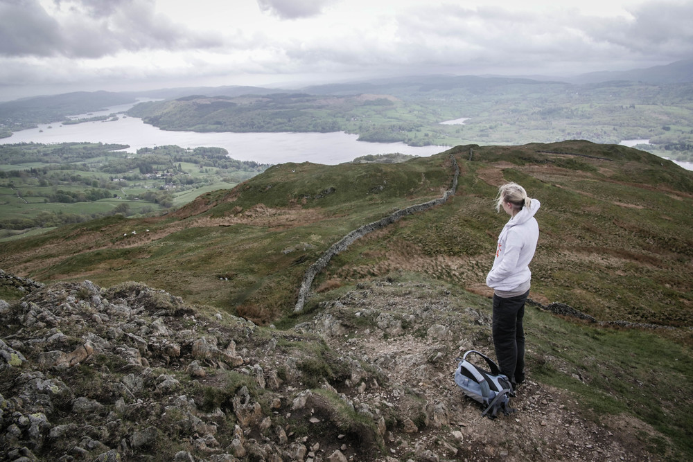 top-wansfell-pike-hike-trail-lake-district