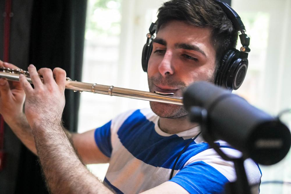 Nik Chiappetta - Singer & Flutist