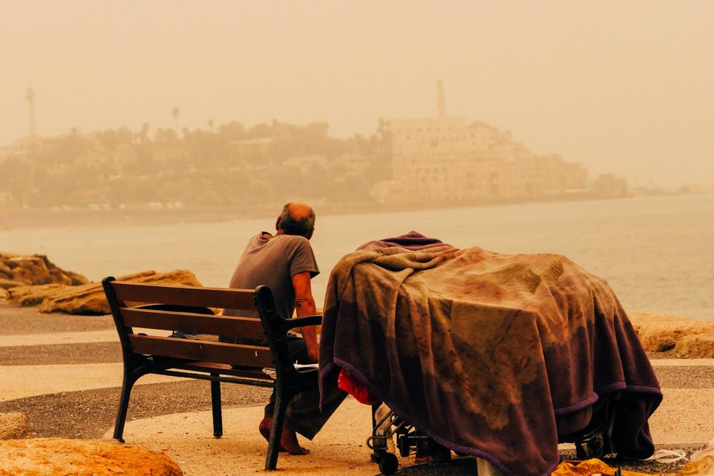 Homeless / Stuck outside