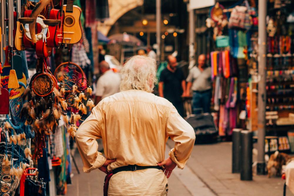 Jaffa Flea Market: Shuk Hapishpishim