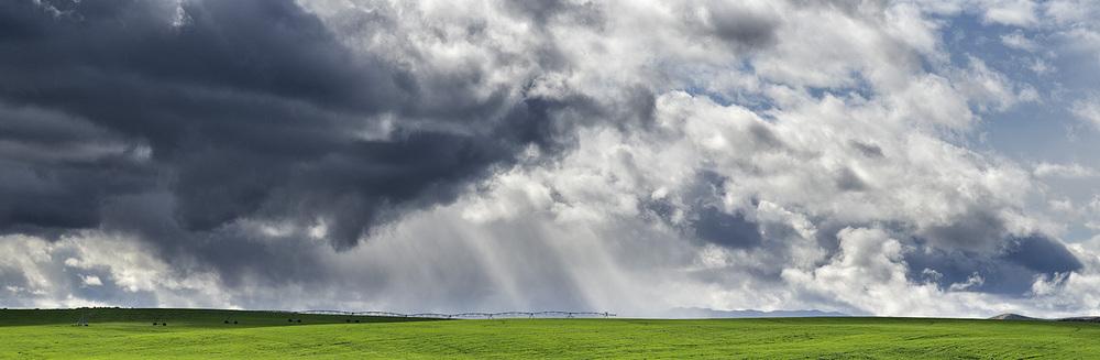 Idaho Sky Pano