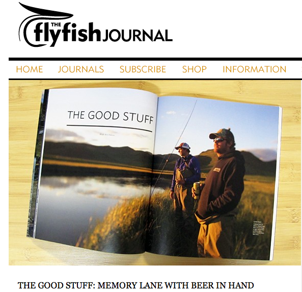 Nick Price Photography In The Flyfish Journal