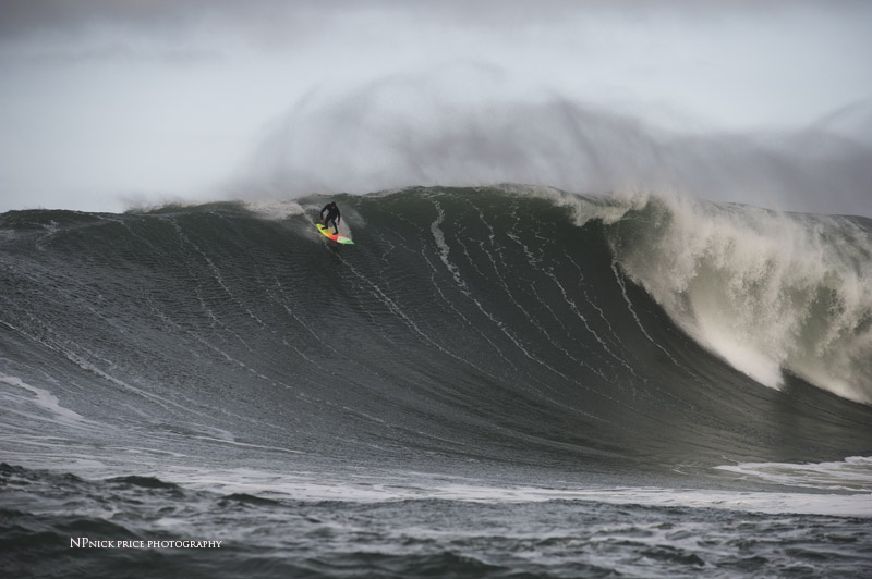 mavericks surfer