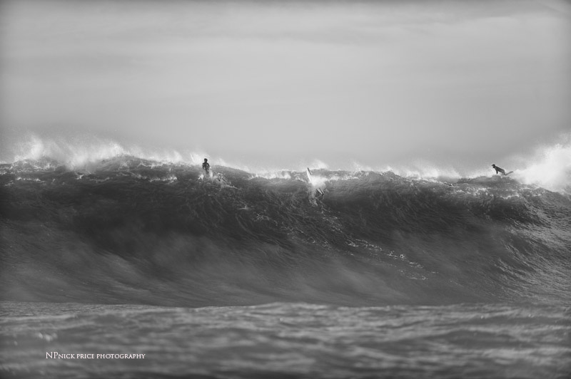 mavericks wave