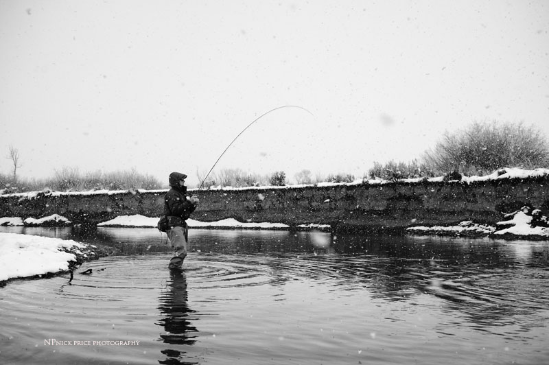 fly fishing photography