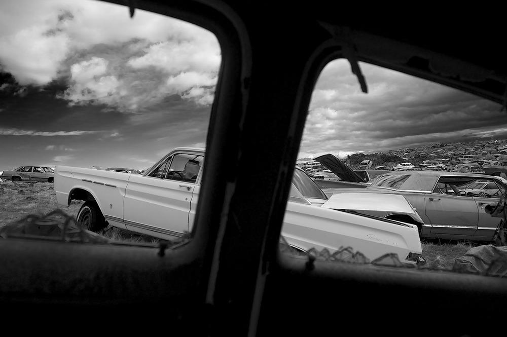Cars & Desert