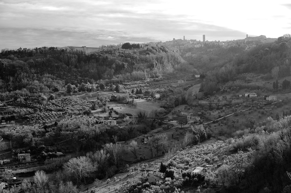 Volterra, Italy