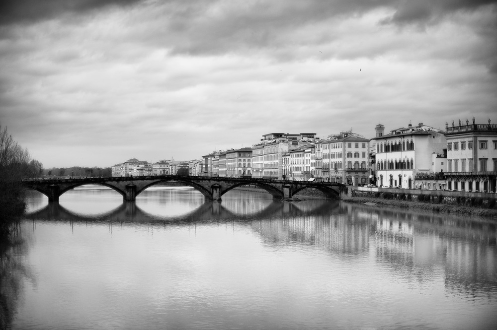 Arno River & Reflection