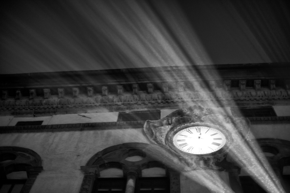 Clock Tower Light