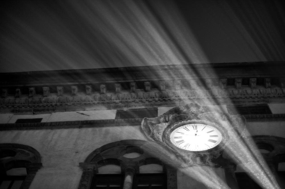 Clock Tower Light