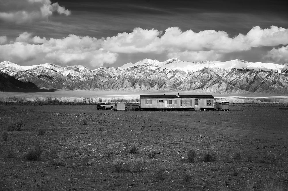 Mackay, Idaho. Spring 2014.