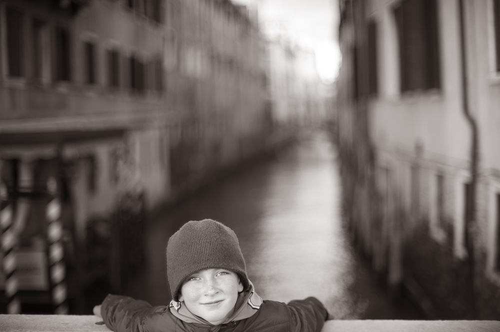 Charlie Price. Venice, Italy.