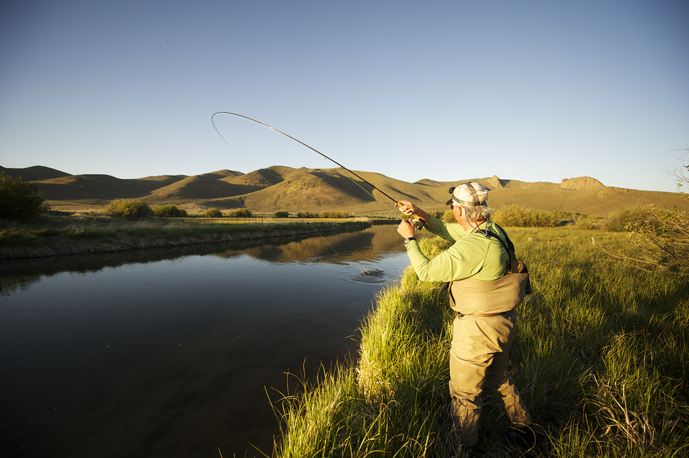 Bent Rod, Brown Drakes and Silver Creek.