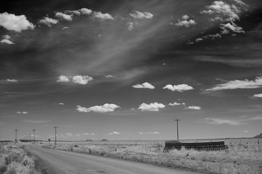 Road near Arco.