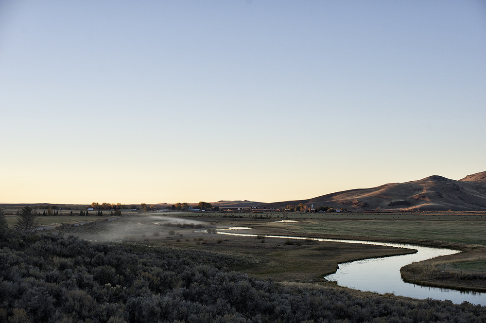 Silver Creek. Picabo, Idaho.