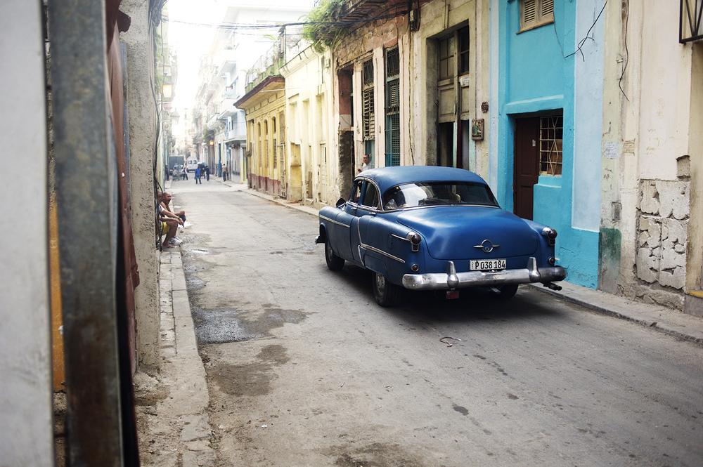 A Havana Street