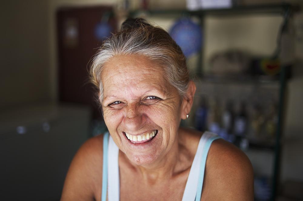Woman II. Jucaro, Cuba