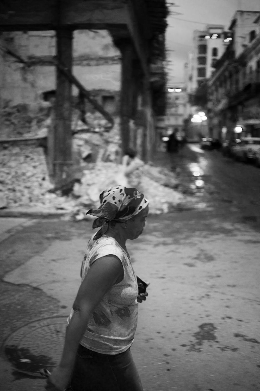 Woman. Havana, Cuba.