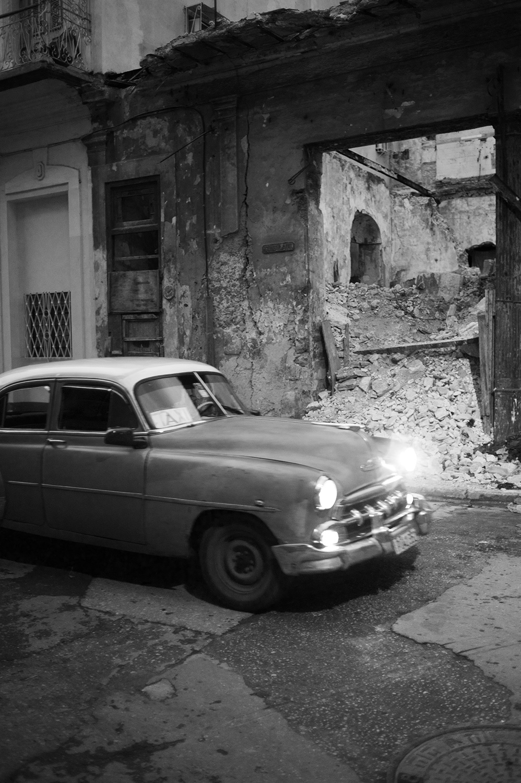 A Havana Taxi.