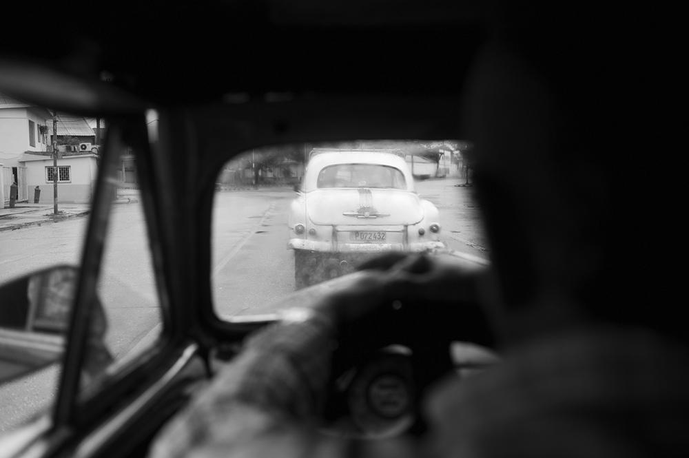 Taxi Subframe. Havana.