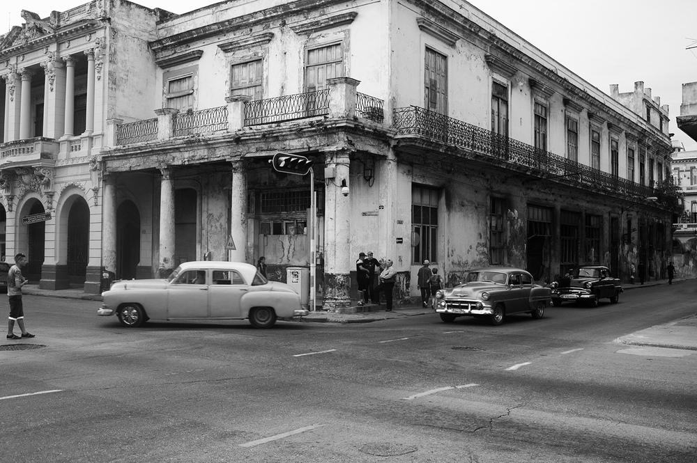 Havana Street Corner.