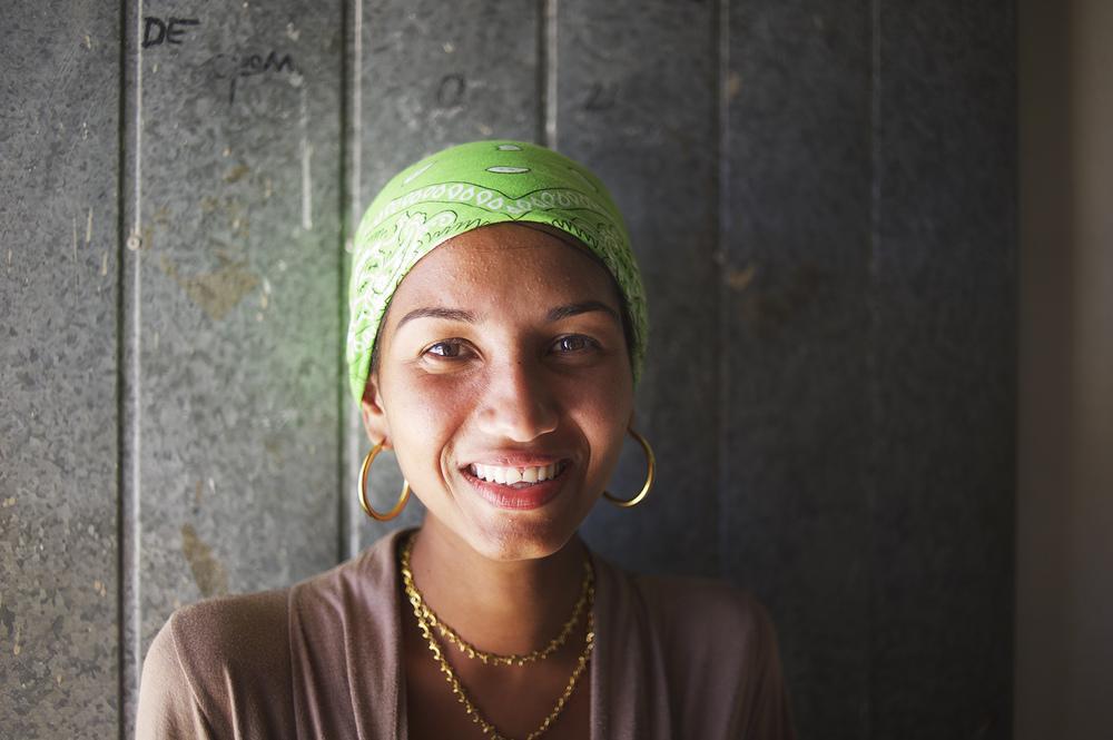 Woman. Júcaro, Cuba.