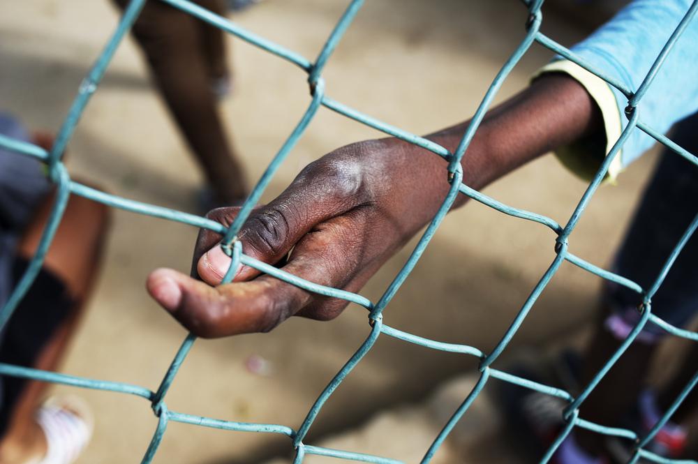 Schoolyard Hand
