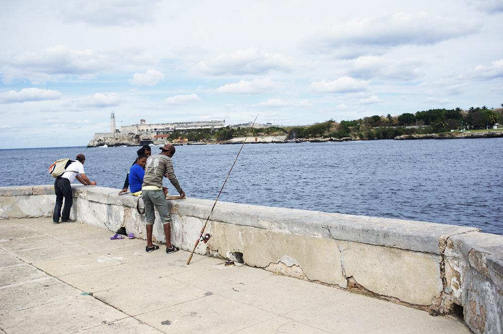 Havana Fishermen