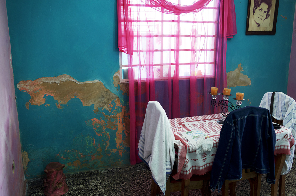 A Havana Dining Room
