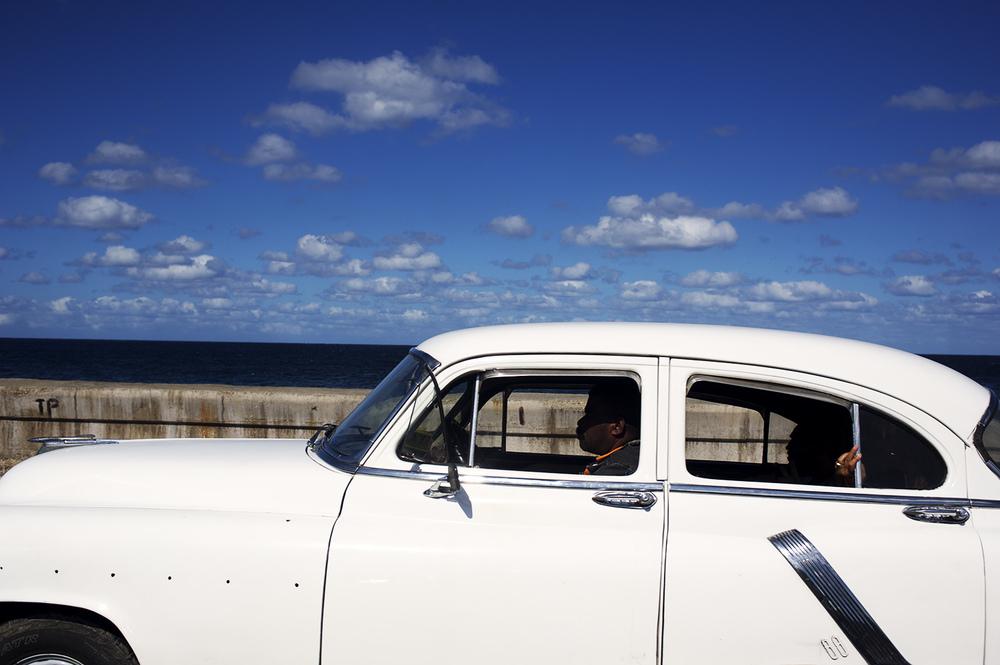 The Malecón. Havana.