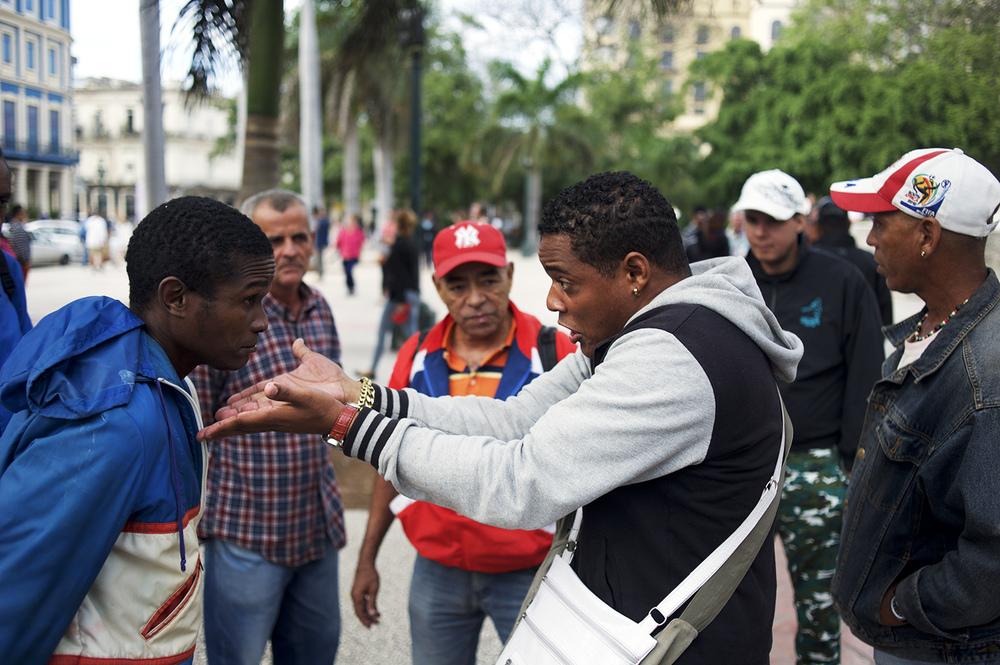 Havana Baseball Debate II