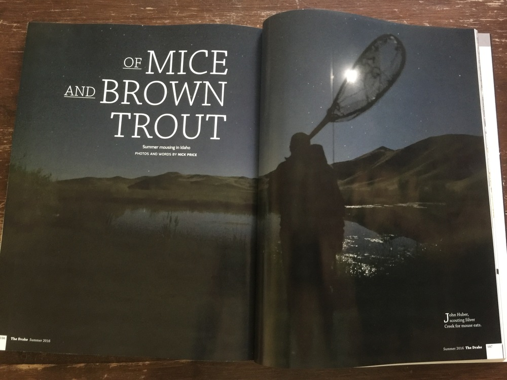 Photo Essay in the Summer of 2016 issue of The Drake Magazine.